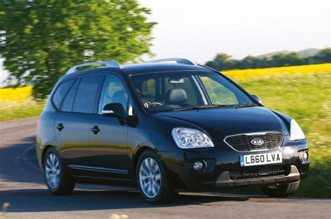 Kia Carens 2011 Kia Carens 2006 2011 Review Autocar