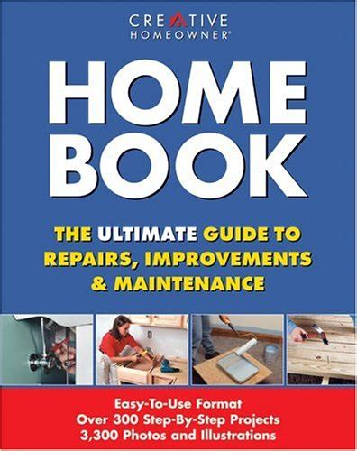 home book the ultimate guide to repairs improvements