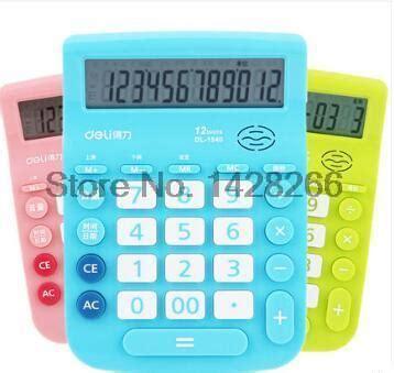 Kalkulator 12 Digit Deli W39203 big screen calculator promotion shop for promotional big screen calculator on aliexpress