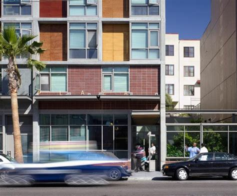 Blueprint For Greening Affordable Housing plaza apartments lmsa