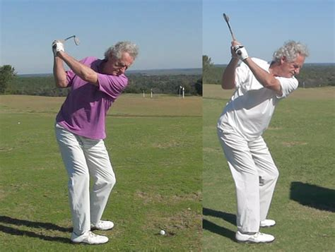 best golf swing for bad back improve golf swing golf swing mechanics rotaryswing com