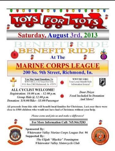 Toys For Tots Toys For Tots Email Template