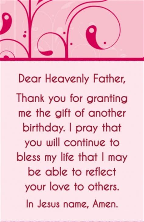 Birthday Prayer For by A Birthday Prayer Just For You Ltm