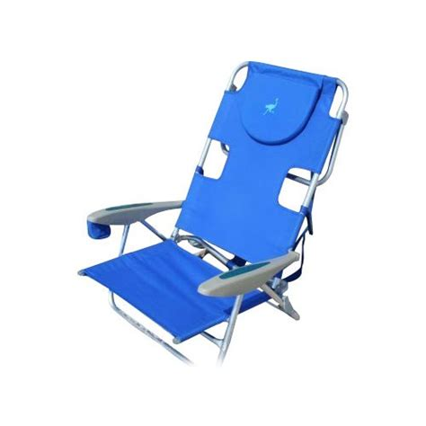 Ostrich Chair by Ostrich On Your Back Chair Blue Chair