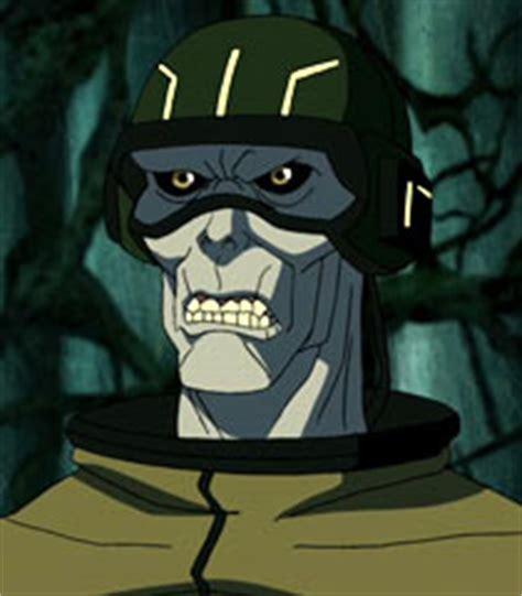 voice  atomic skull dc universe   voice actors