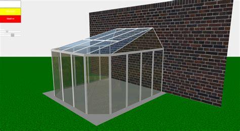wintergarten planen wintergarten konfigurator demo 3d magazin