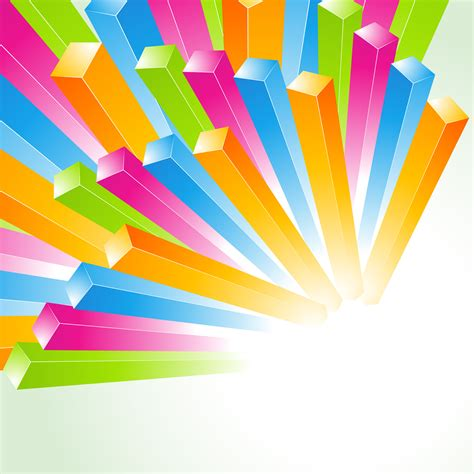 colorful lines vector colorful lines background free vector