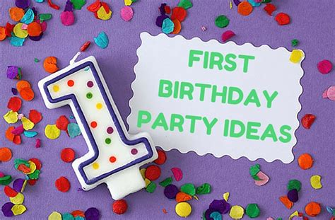 first birthday themes uk 1st birthday party ideas goodtoknow