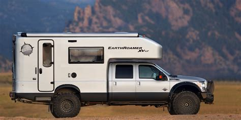 ford earthroamer say hello to the world s coolest cervans