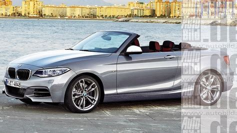 Bmw 2er Vs 4er Cabrio by Bmw 2er Autobild De