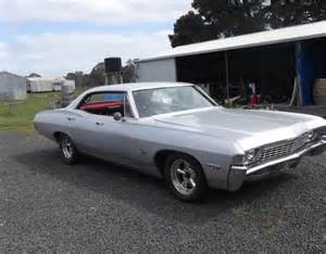 1968 chevrolet impala itsallgood000 shannons club