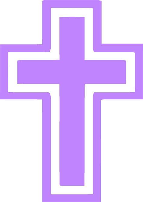 cross clipart light purple cross clipart