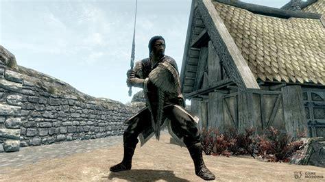 skyrim mage light spell archmage robe light armor edition for tes v skyrim