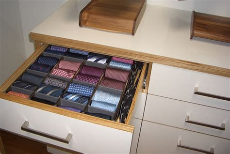 Tie Drawer by Tie Drawer Modern Wardrobe San Francisco By