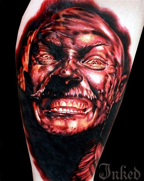 tom hardy tribal tattoo 170 best horror images on horror