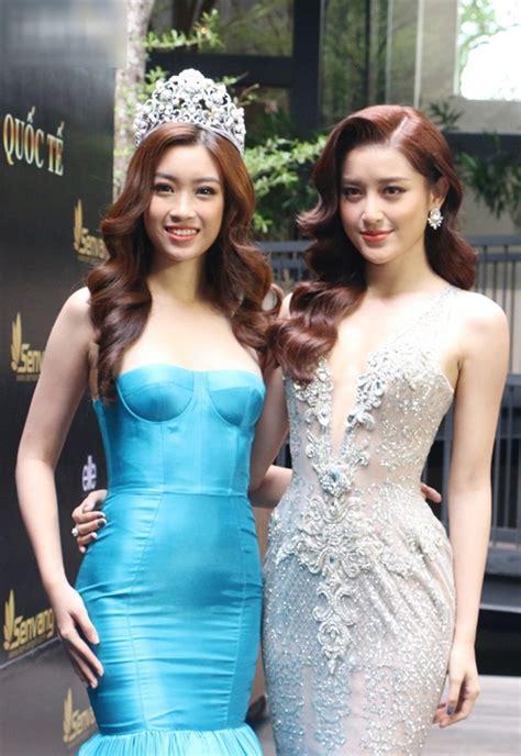 Kim Li The Zamunda Affair - ngay sự kiện c 244 ng bố tham dự thi hoa hậu thế giới 2017 hh