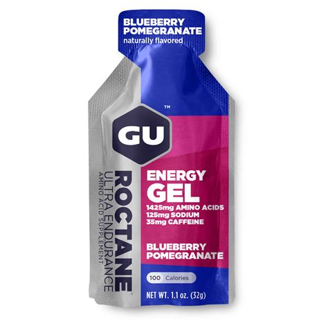 Energys Energy Gel by Gu Roctane Ultra Endurance Energy Gel
