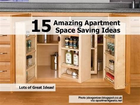 space saving ideas for small apartments 15 amazing apartment space saving ideas