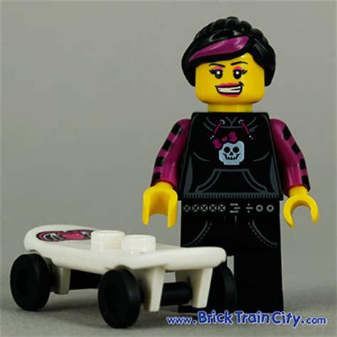 Lego Minifigure 8827 Series 6 Skater skater 8827 lego minifigures series 6 review