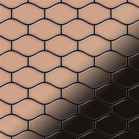 fliese kupfer mosaik fliese massiv metall kupfer gewalzt in kupfer 1 6mm