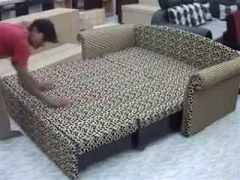 Space Saving Furniture by Sofa Bed 3 Call On 08880803333 Youtube