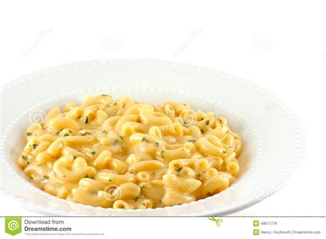 Gourmet Mac And Cheese Recipe by Homemade Macaroni And Cheese Stock Photo Image 48671776
