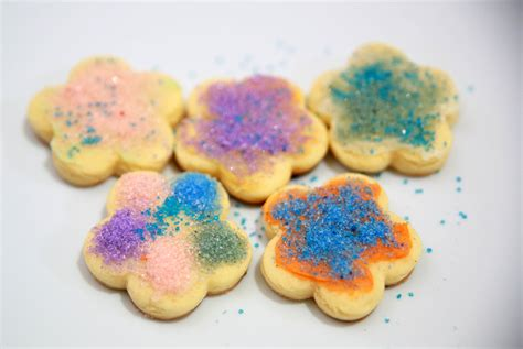 colored cookies 3 ways to add colored sugar to sugar cookies wikihow