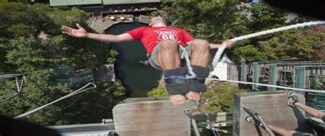 aj hackett swing bungy jumping in cairns queensland bookings