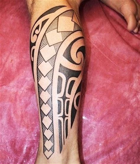 tattoo salib di kaki 100 100 calf tribal tattoo tribal 16 awesome leg