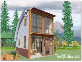 Small Log Cabins Floor Plans small quonset hut kits steel cabin kits small affordable
