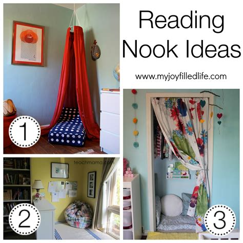 reading space ideas ideas for your homeschool room or space my filled