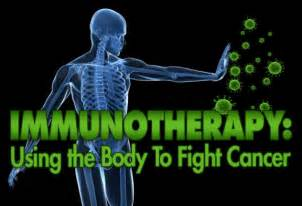 Immunotherapy using the body to fight cancer health news from