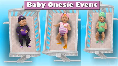 baby bathroom needs sims freeplay sims freeplay baby onesie event youtube