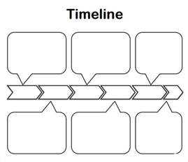 free timeline template timeline template for 6 free documents in