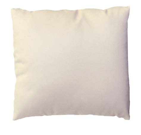 Standard Pillows by Standard Pillow Ivory Suede Chic Event Wedding And