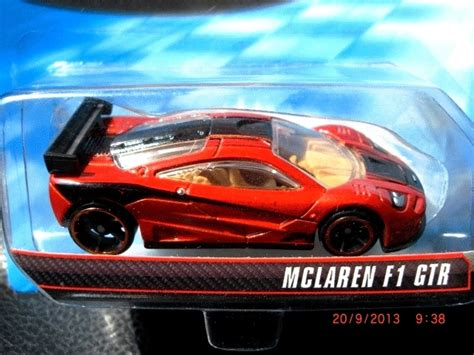 Produk Cars Unik Diecast Miniatur Mobil Mclaren P1 With Printing White mainan mobil f1 mainan anak perempuan