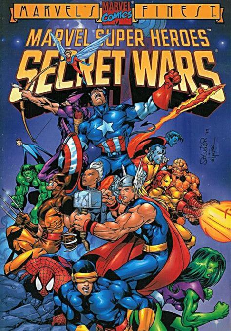 marvel super heroes secret wars a novel of marvel super heroes secret wars 1 marvel comicbookrealm com
