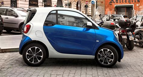 smart car door 2015 smart fortwo and forfour new dual clutch automatic