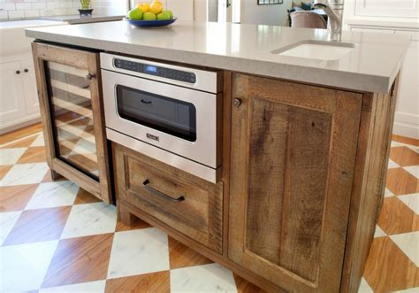 Wood Kitchen Cabinets Reclaimed Wood Kitchen Cabinets Recycled Things
