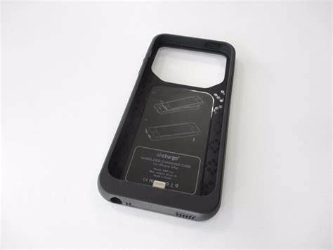 wireless charging case   iphone sse case aircharge