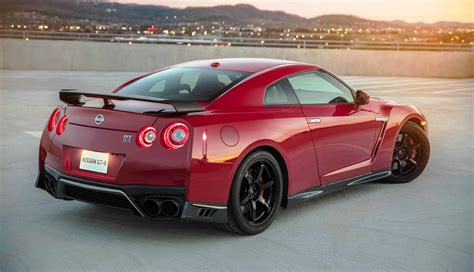 gtr nissan 2018 2018 nissan gt r track edition adds nismo grip widebody