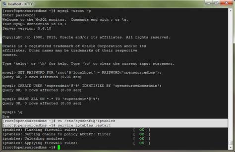 how to install latest mysql 579 on rhelcentos 765 and how to install mysql 5 6 on centos 6 3 redhat el6 fedora