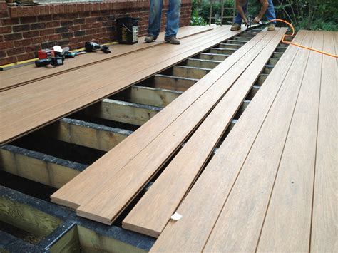 Outdoor Living Replace Your Decking