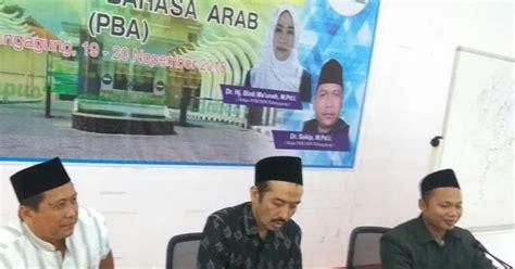 muhamad fatoni workshop qiraatul kutub pendidikan bahasa
