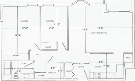 floor plan with scale 1 4 scale furniture templates printable floor plan