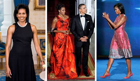 Political Fashion Obamas Dress by Conservatives Criticize Obama For Bare Arms Stay