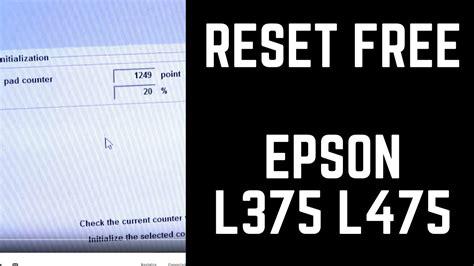 reset da t50 gratis como resetar almofadas epson l375 l475 epson piscando
