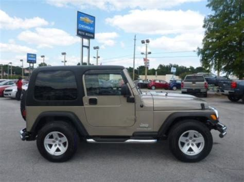 mail jeep 4x4 buy used 2004 right hand drive jeep wrangler 4x4 great