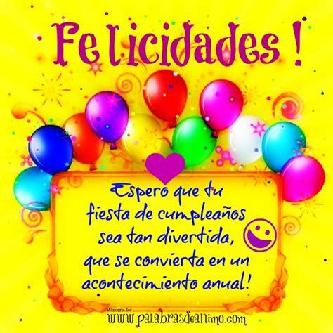 imagenes de cumpleaños en ingles para un amigo saludo de cumplea 241 os con globos mandarsaludos com