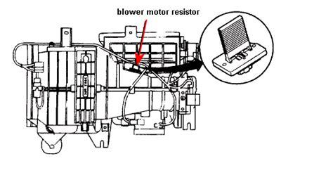hyundai xg350l blower motor resistor location maney wire where is the blower motor resistor located on 2003 santa fe